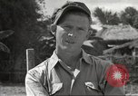 Image of American prisoners of war Philippines, 1945, second 25 stock footage video 65675062304
