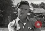 Image of American prisoners of war Philippines, 1945, second 32 stock footage video 65675062304