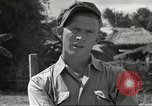 Image of American prisoners of war Philippines, 1945, second 53 stock footage video 65675062304