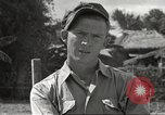 Image of American prisoners of war Philippines, 1945, second 59 stock footage video 65675062304