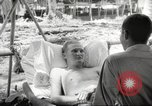 Image of Philippines internees Philippines, 1945, second 9 stock footage video 65675062306