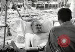Image of Philippines internees Philippines, 1945, second 16 stock footage video 65675062306