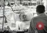 Image of Philippines internees Philippines, 1945, second 17 stock footage video 65675062306