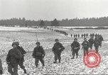 Image of United States soldiers Birresborn Germany, 1945, second 25 stock footage video 65675062311