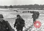 Image of United States soldiers Birresborn Germany, 1945, second 45 stock footage video 65675062311