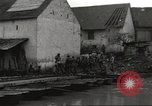 Image of United States soldiers Birresborn Germany, 1945, second 10 stock footage video 65675062312