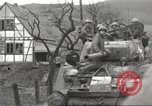Image of United States soldiers Birresborn Germany, 1945, second 8 stock footage video 65675062313