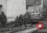 Image of United States soldiers Birresborn Germany, 1945, second 20 stock footage video 65675062315