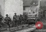 Image of United States soldiers Birresborn Germany, 1945, second 24 stock footage video 65675062315