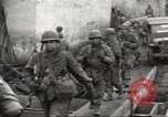 Image of United States soldiers Birresborn Germany, 1945, second 29 stock footage video 65675062315