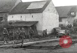 Image of United States soldiers Birresborn Germany, 1945, second 41 stock footage video 65675062315
