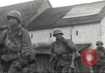 Image of United States soldiers Birresborn Germany, 1945, second 60 stock footage video 65675062315