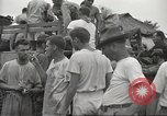 Image of US prisoners of war liberated from Japanese prison in World War II Cabanatuan Philippines, 1945, second 9 stock footage video 65675062318