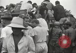 Image of US prisoners of war liberated from Japanese prison in World War II Cabanatuan Philippines, 1945, second 12 stock footage video 65675062318