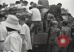 Image of US prisoners of war liberated from Japanese prison in World War II Cabanatuan Philippines, 1945, second 13 stock footage video 65675062318