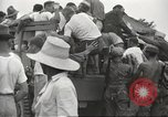 Image of US prisoners of war liberated from Japanese prison in World War II Cabanatuan Philippines, 1945, second 14 stock footage video 65675062318