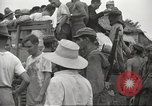 Image of US prisoners of war liberated from Japanese prison in World War II Cabanatuan Philippines, 1945, second 18 stock footage video 65675062318