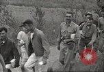Image of US prisoners of war liberated from Japanese prison in World War II Cabanatuan Philippines, 1945, second 26 stock footage video 65675062318