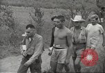 Image of US prisoners of war liberated from Japanese prison in World War II Cabanatuan Philippines, 1945, second 29 stock footage video 65675062318