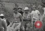 Image of US prisoners of war liberated from Japanese prison in World War II Cabanatuan Philippines, 1945, second 30 stock footage video 65675062318