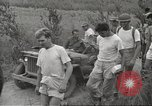 Image of US prisoners of war liberated from Japanese prison in World War II Cabanatuan Philippines, 1945, second 33 stock footage video 65675062318