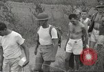 Image of US prisoners of war liberated from Japanese prison in World War II Cabanatuan Philippines, 1945, second 36 stock footage video 65675062318