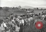 Image of US prisoners of war liberated from Japanese prison in World War II Cabanatuan Philippines, 1945, second 37 stock footage video 65675062318