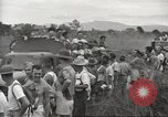 Image of US prisoners of war liberated from Japanese prison in World War II Cabanatuan Philippines, 1945, second 39 stock footage video 65675062318
