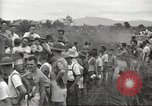 Image of US prisoners of war liberated from Japanese prison in World War II Cabanatuan Philippines, 1945, second 41 stock footage video 65675062318
