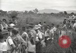 Image of US prisoners of war liberated from Japanese prison in World War II Cabanatuan Philippines, 1945, second 43 stock footage video 65675062318