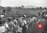 Image of US prisoners of war liberated from Japanese prison in World War II Cabanatuan Philippines, 1945, second 44 stock footage video 65675062318