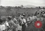 Image of US prisoners of war liberated from Japanese prison in World War II Cabanatuan Philippines, 1945, second 45 stock footage video 65675062318
