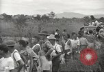 Image of US prisoners of war liberated from Japanese prison in World War II Cabanatuan Philippines, 1945, second 46 stock footage video 65675062318