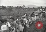 Image of US prisoners of war liberated from Japanese prison in World War II Cabanatuan Philippines, 1945, second 48 stock footage video 65675062318