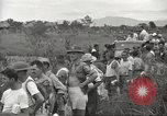 Image of US prisoners of war liberated from Japanese prison in World War II Cabanatuan Philippines, 1945, second 49 stock footage video 65675062318