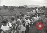 Image of US prisoners of war liberated from Japanese prison in World War II Cabanatuan Philippines, 1945, second 51 stock footage video 65675062318