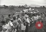 Image of US prisoners of war liberated from Japanese prison in World War II Cabanatuan Philippines, 1945, second 53 stock footage video 65675062318