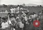 Image of US prisoners of war liberated from Japanese prison in World War II Cabanatuan Philippines, 1945, second 55 stock footage video 65675062318