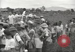 Image of US prisoners of war liberated from Japanese prison in World War II Cabanatuan Philippines, 1945, second 56 stock footage video 65675062318