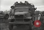 Image of US prisoners of war liberated from Japanese prison in World War II Cabanatuan Philippines, 1945, second 59 stock footage video 65675062318