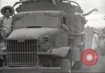 Image of US prisoners of war liberated from Japanese prison in World War II Cabanatuan Philippines, 1945, second 60 stock footage video 65675062318