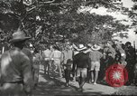 Image of US POWs freed from Japanese prison in World War II Cabanatuan Philippines, 1945, second 60 stock footage video 65675062319