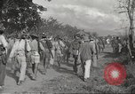 Image of US POWs freed from Japanese prison in World War II Cabanatuan Philippines, 1945, second 62 stock footage video 65675062319