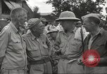 Image of American prisoners of war liberated from Japanese prison camp Guimba Philippines, 1945, second 2 stock footage video 65675062320