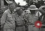 Image of American prisoners of war liberated from Japanese prison camp Guimba Philippines, 1945, second 16 stock footage video 65675062320