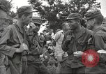 Image of American prisoners of war liberated from Japanese prison camp Guimba Philippines, 1945, second 18 stock footage video 65675062320