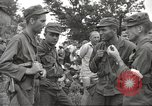 Image of American prisoners of war liberated from Japanese prison camp Guimba Philippines, 1945, second 21 stock footage video 65675062320