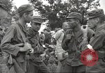 Image of American prisoners of war liberated from Japanese prison camp Guimba Philippines, 1945, second 22 stock footage video 65675062320