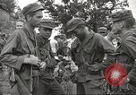 Image of American prisoners of war liberated from Japanese prison camp Guimba Philippines, 1945, second 24 stock footage video 65675062320