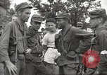 Image of American prisoners of war liberated from Japanese prison camp Guimba Philippines, 1945, second 29 stock footage video 65675062320
